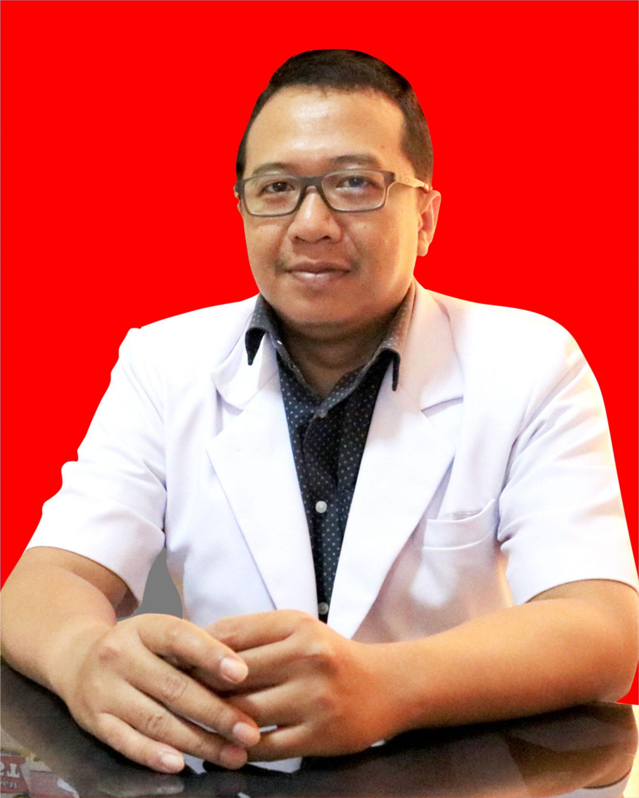 dr. Tri Cahya Metta, Sp. B