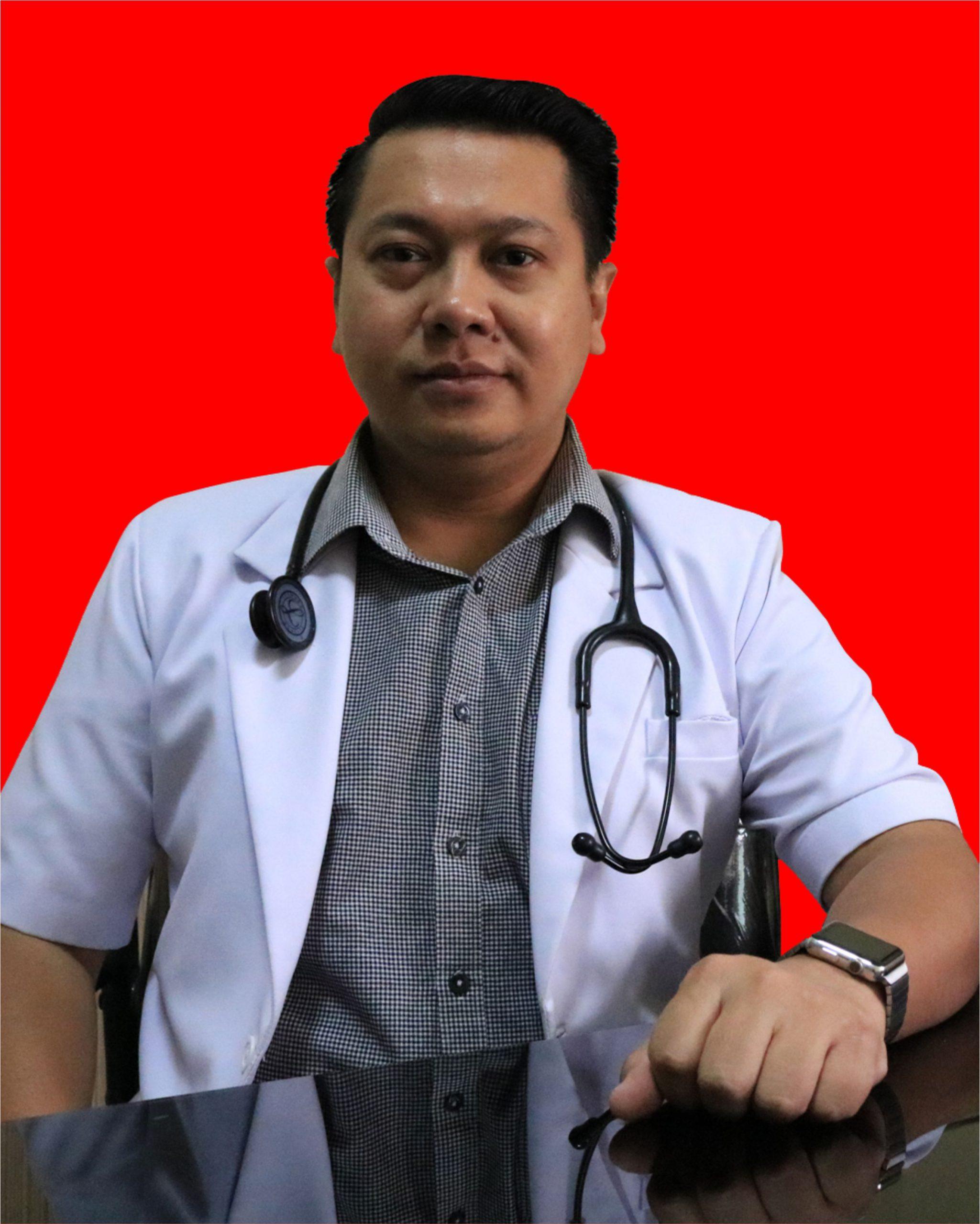 dr. Nupriyanto, Sp. J