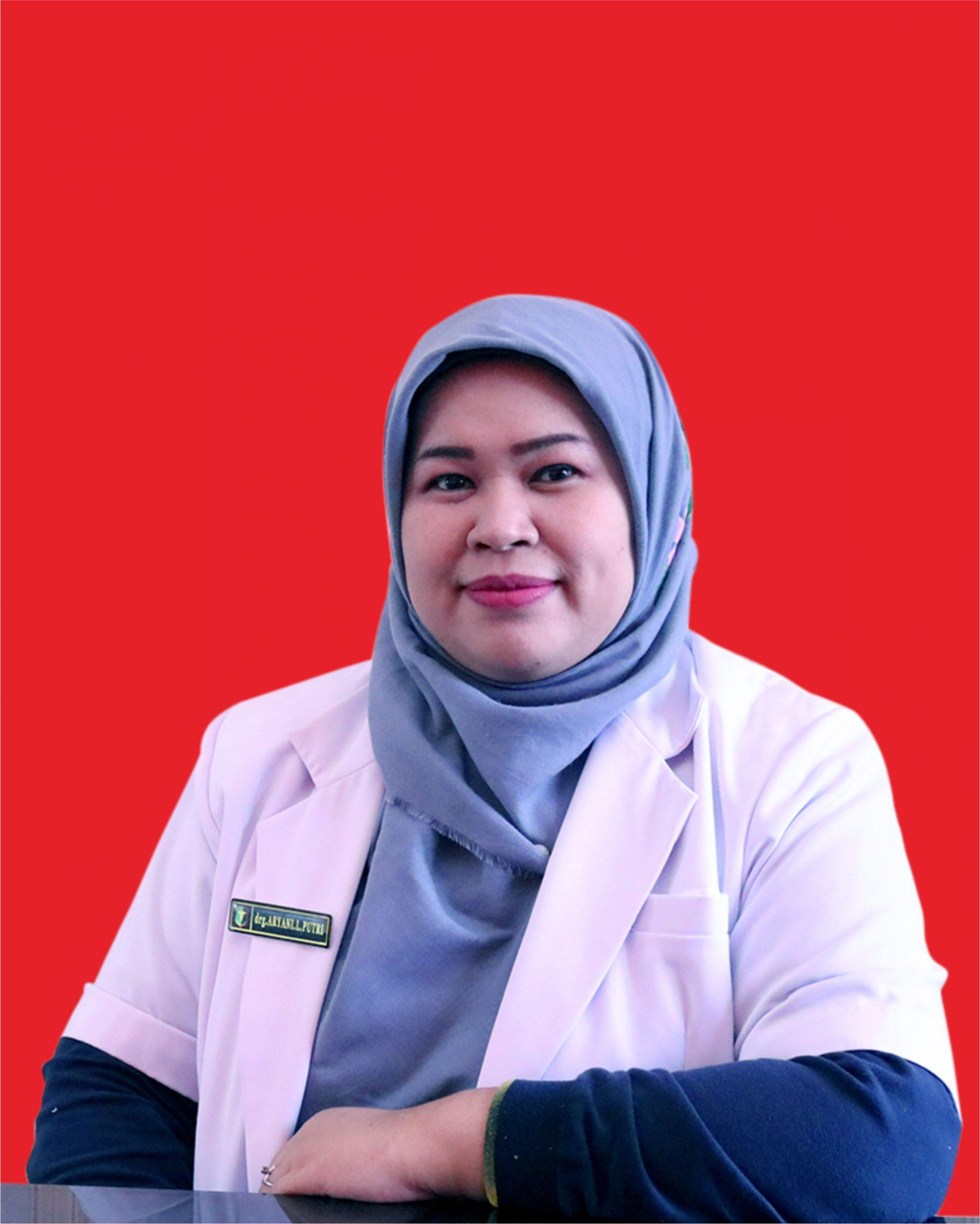 drg. Aryani L. Putri